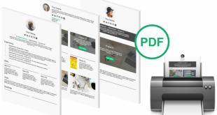 أفضل مواقع إنشاء سيرة ذاتية CV مجانا