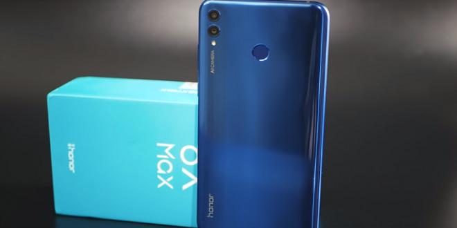 """تعرف على """"8X Max"""" العملاق من """"Huawei"""""""