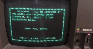 بعد 30 عاما من إطلاقه.. كمبيوتر أبل مازال يعمل بكفاءة
