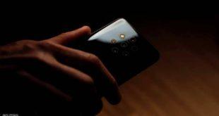 """""""نوكيا"""" تكشف عن أول هاتف في العالم بـ5 كاميرات"""