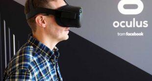 فيس بوك تستعد للكشف عن نظارة الواقع الافتراضى Oculus Quest