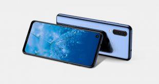 تسريب صور الهاتف Motorola P40 Note، وسيصل مع ثلاث كاميرات في الخلف وثقبًا في الشاشة