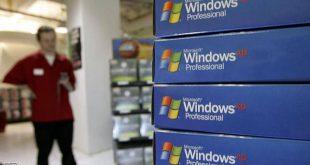 """مايكروسوفت تطلق رصاصة الرحمة على """"ويندوز إكس بي"""""""