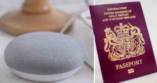 متحدثا أليكسا وجوجل يقدمان لك طلب جواز السفر صوتيا