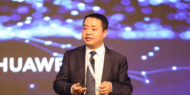 وانغ سو، نائب رئيس مجموعة أعمال هواوي كارير لشبكات الاتصالات في الشرق الأوسط