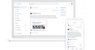 """كبديل لـ """"Google +"""".. ألفابت تعود لعالم التواصل الإجتماعى بشبكة Currents"""