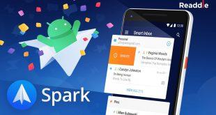 تطبيق البريد الإلكتروني Spark يصل أخيرًا لمنصة الأندرويد