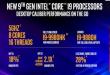 Intel تعلن عن جميع المعالجات التي تشكل الجيل التاسع من معالجات Intel Core