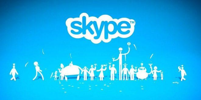 """""""سكايب"""" تطلق ميزة جديدة تدعم 50 شخصا فى المكالمات الجماعية"""