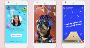 فيس بوك تتيح للمستخدمين ميزة جديدة للاحتفال بأعياد الميلاد.. تعرف عليها