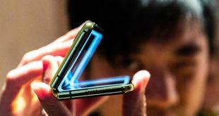 جوجل تسجل براءة إختراع لهاتف ذكي قابل للطي يمتاز بتصميم فريد من نوعه
