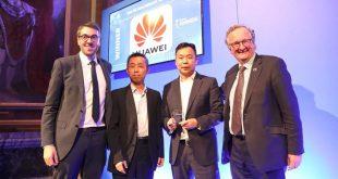 """هواوي تفوز بجائزة """"أفضل شبكة جيل خامس 5G Core Network"""" في القمة العالمية للجيل الخامس"""