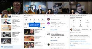 يوتيوب يختبر زر جديد لعرض وإخفاء التعليقات على منصة أندرويد