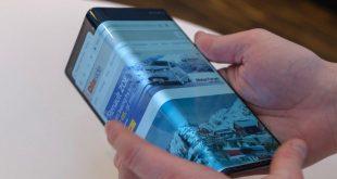 أحدث صور لهاتف Huawei Mate X