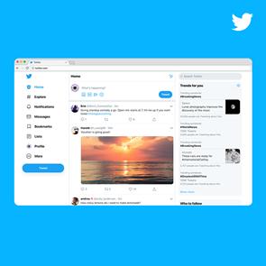 """إطلاق موقع """"Twitter.com"""" في ثوبه الجديد"""