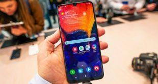 سامسونج تبدأ بإصدار تحديث جديد للهاتف Samsung Galaxy A50