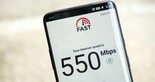 OnePlus 7 Pro يتفوق في اختبار سرعة 5G