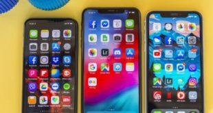 تقرير: أبل تخطط لإطلاق 4 هواتف أيفون فى 2020