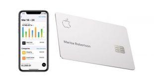أبل تطرح بطاقتها الائتمانية Apple Card رسميا فى الولايات المتحدة