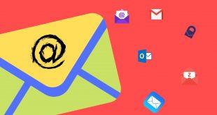أفضل خدمات البريد الإلكتروني المجانية
