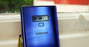 أول تسريب لهاتف Samsung Galaxy Note 10