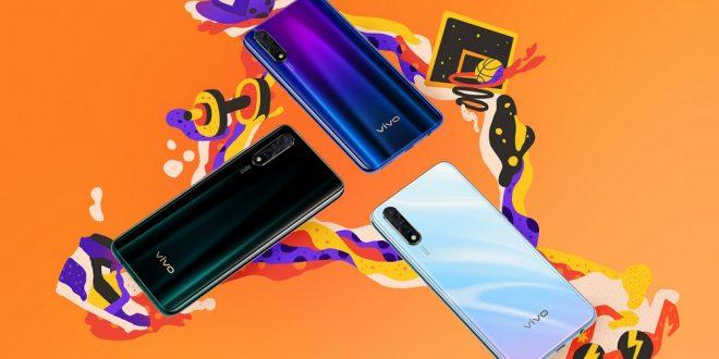الإعلان رسميًا عن الهاتف Vivo Z5 مع المعالج Snapdragon 712، وكاميرا أساسية بدقة 48MP