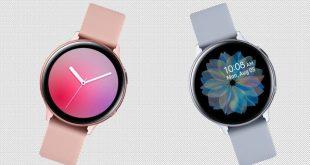 """سامسونج تعلن رسميا عن ساعتها الذكية """"جالاكسي ووتش أكتيف 2"""""""