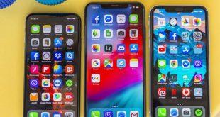 من 2018 لـ 2019 .. هكذا انخفض اعتماد أبل على هواتف أيفون لتحقيق الأرباح