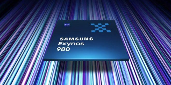 الإعلان رسميًا عن Exynos 980، وهو أول معالج للأجهزة المحمولة يضم مودم 5G مُدمج