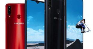 """سامسونج تعلن عن هاتفها الذكي """"Galaxy A20s"""".. تعرف على مواصفاته"""