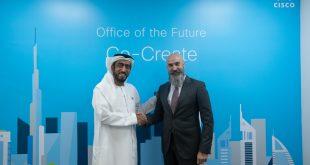 سيسكو تحتفل بإنجاز تقنياتها الحديثة في مقر معرض إكسبو 2020 دبي