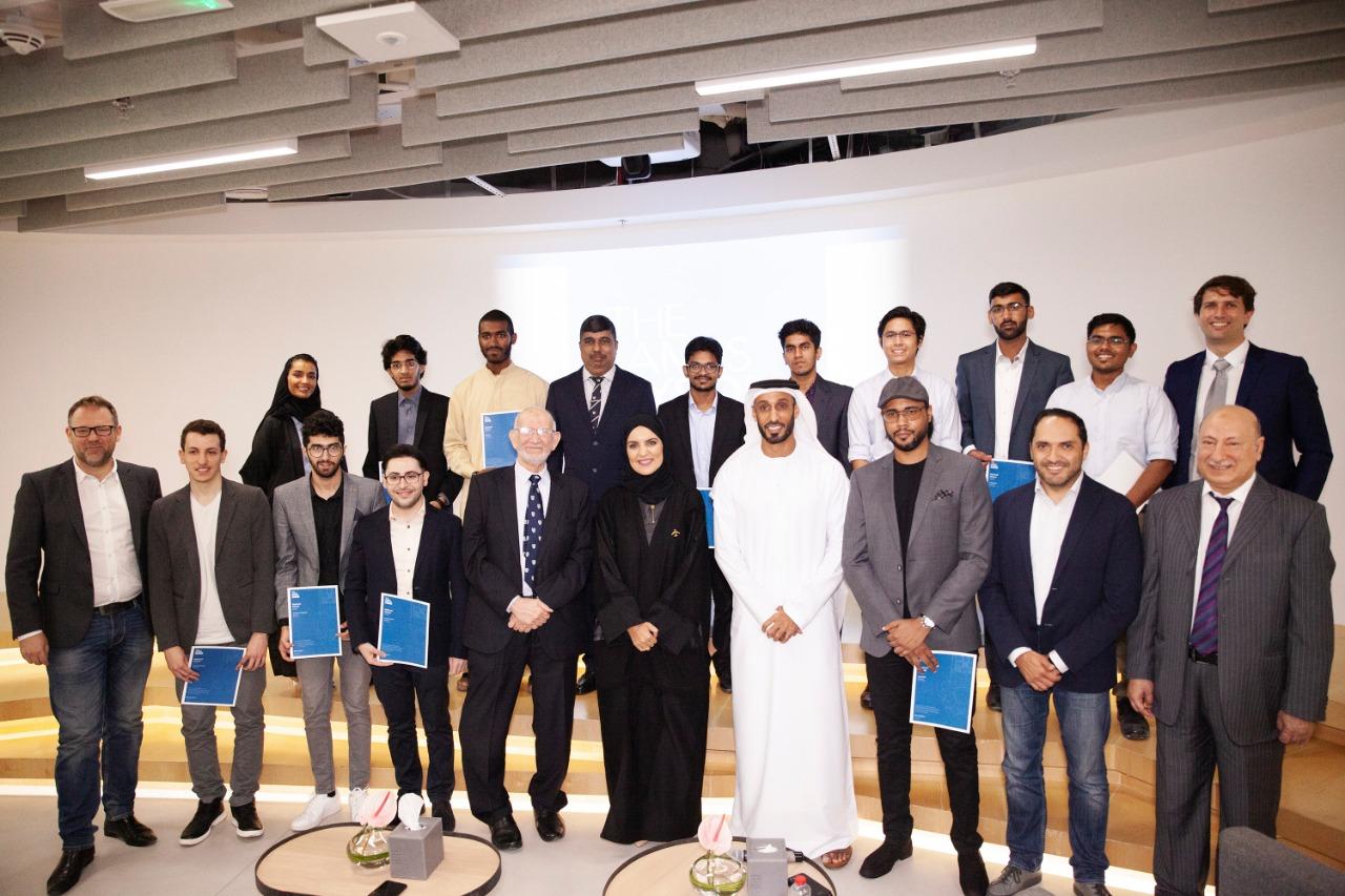 طلاب هندسة من الإمارات يبتكرون حلاً للرعاية الصحية، مرتكزاً على الذكاء الاصطناعي