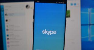 """مايكروسوفت تطرح تحديثا لخدمة دردشة الفيديو """"سكايب"""""""