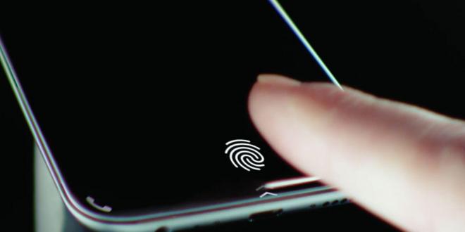 هل تدمج آبل حساس البصمة بشاشة آيفون في 2020؟