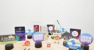 """هواوي تحصل على أكثر من 20 جائزة بمعرض """"IFA"""""""