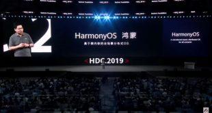 هواوي تعلن عن موعد تشغيل نظام HarmonyOS