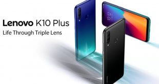 Lenovo K10 Plus يصل رسميًا مع المعالج SD632 وثلاث كاميرات في الخلف