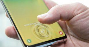 سامسونج تحل مشكلة بصمة الأصابع بهواتف جالاكسي