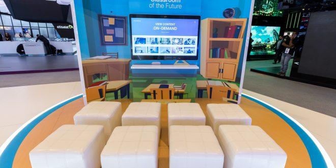 """سيسكو تكشف عن رؤيتها لدعم مستقبل التعليم الذكي عبر مشروع """"صف المستقبل"""""""