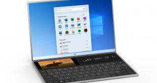مايكروسوفت تستعد لطرح نظام تشغيل Windows 10x لأجهزة اللاب توب