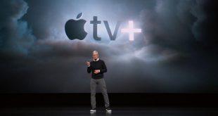 أبل تطلق خدمة Apple TV+ المنافسة لنتفليكس