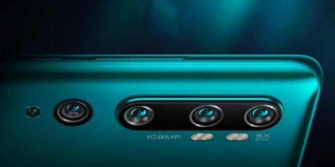 الإعلان رسميًا عن الهاتف Xiaomi Mi CC9 Pro مع خمس كاميرات في الخلف بدقة 108 ميغابكسل