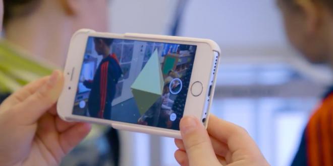 تطبيق جديد يتيح للمستخدمين إنشاء وتبادل تجاربهم عن الواقع المعزز