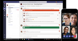 "خدمة ""Microsoft Teams"" تتخطى 20 مليون مستخدم نشط يوميا"