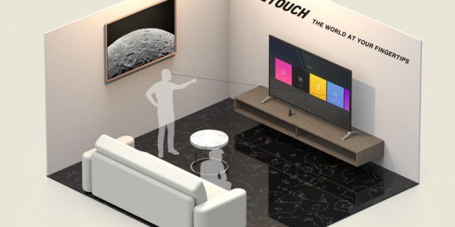 تكنولوجيا Vtouch من سامسونج تتيح لك التفاعل مع الأجهزة دون لمسها
