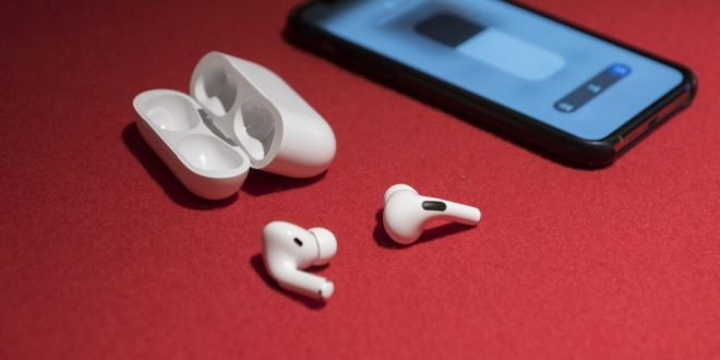 سماعات AirPods Pro تأتي بتحسينات مهمة على مستوى سرعة إستجابة البلوتوث