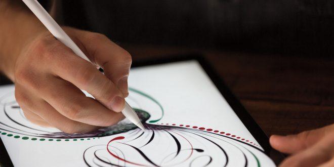 آبل ستجعل أقلام Apple Pencil المستقبلية تدعم إيماءات اللمس