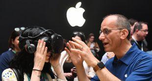 أبل تسجل براءة اختراع جديدة لنظارتها للواقع المعزز..
