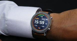 الساعتين Amazfit GTR و Amazfit GTS تتلقيان تحديث جديد لتحسين أداء GPS