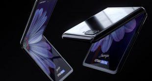 الهاتف Galaxy Z Flip سيصل إلى السوق بأربعة ألوان مختلفة في البداية